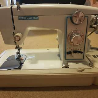 Lemair helvetia sewing machine