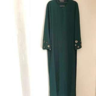 BNWT- POPLOOK Pamula Embellished Sleeve Maxi Dress