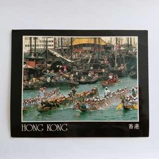 📮1994年 香港紀念明信片連郵票1個