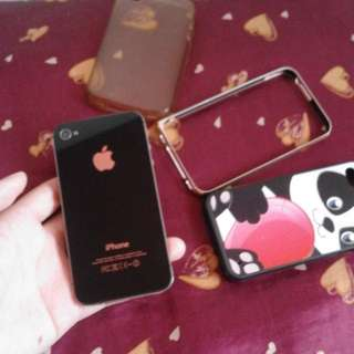 Authentic Iphone 4s ( Imported from US ) 100% Smooth