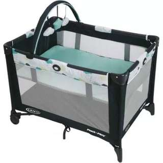 Graco pack and play on the go
