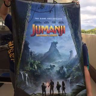 Jumanji original authentic movie poster