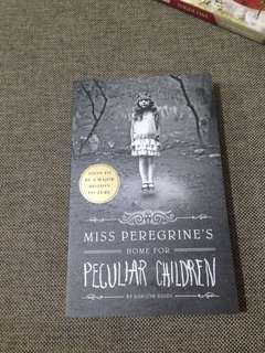 Miss Peregrines Book