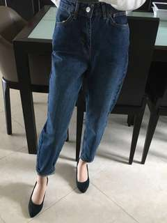 [FINAL SALE] Topshop Mom Jeans W24L28