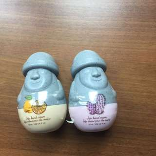 Cute and tumblr hand cream (the face shop)
