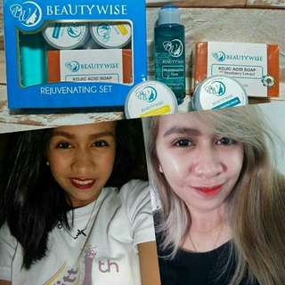 Beauty Wise Rejuvinating Set