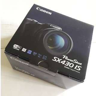 🆒 Canon PowerShot SX430 IS (20.0MP/45x/Wi-Fi)