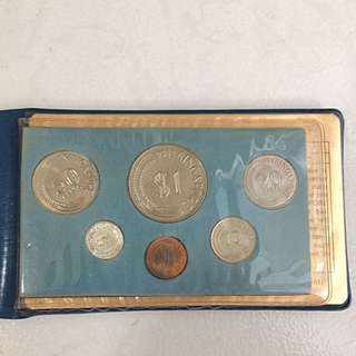 Year of Dog 1982 $1 Coin Set