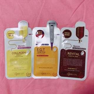 Mediheal Anti-aging sheet mask set