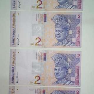 RM2 (4 PCS.)AHMAD MOHD. DON