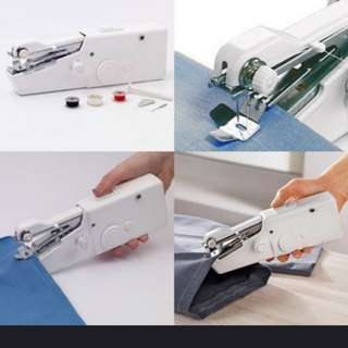 Mini Handheld Sewing machine ( Battery Operated)