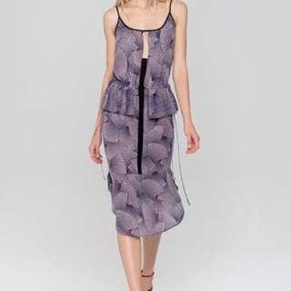 A.L.C. Silk dress size 0