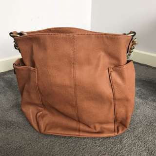 Brand New Aggie Tanned Handbag