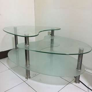Glass Center Table (Coffee Table)