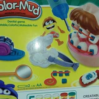 Playdoh dentist