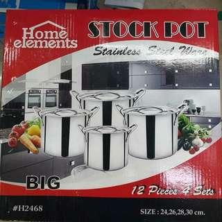 BIG stock pot