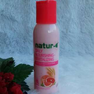 Natur E Hand & Body Lotion Pink