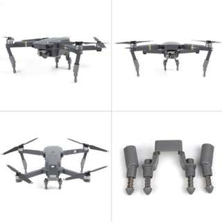 $15 DJI Mavic Pro Landing Gear With Springs!