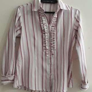 Pink Kemeja - office wear