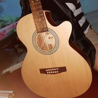 Cort Guitar Acoustic (ORI + mulus)