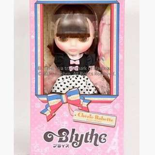 Rare sherry babbette blythe doll, spring summer