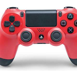 PS4 Controller (Red)