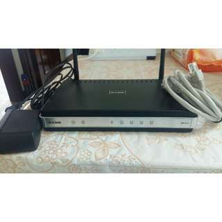 D-Link Wifi Router DIR-615 GOOD CONDITION