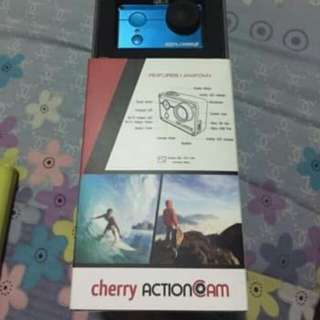 Cherry Explorer 2 Action Cam Latest Edition (Go Pro Like)