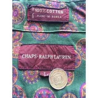 CHAPS X RALPH LAUREN BUTTON-UP