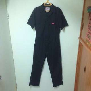 Dickies Lady's (Girl) Short Sleeve Coverall 短袖連身工作服