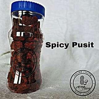 Spicy Pusit