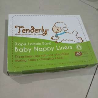 Nappy liner Tenderly (free with purchase)
