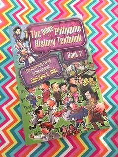 Charity Sale! The Other Philippine History Textbook Book 2 by Christine L. Diaz