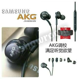 Authentic Samsung Original Earphones Tuned by AKG (Bundled with Samsung Galaxy S8 S8plus Note8 phone sets) EO-IG955