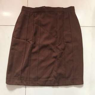 Rok A line dark brown