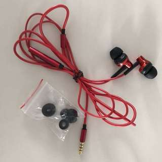 Remax earphones