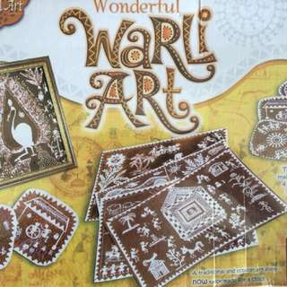Warli art kit