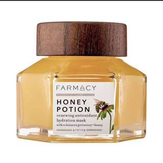Farmacy Honey Potion Renewing Antioxidant Hydration Mask Brand New