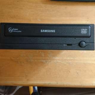 Samsung DVD RW Writer Drive SATA SH224