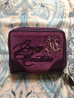 Juicy Couture purple wallet