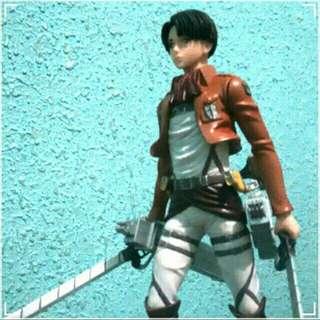 REPRICED!!! Shingeki no Kyojin Levi Ackerman figure