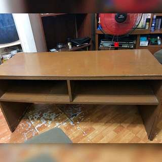 Long Cabinet Table