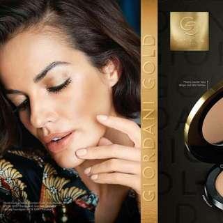 Giorda Gold - (i)Sheer Powder SPF 15 and (ii)Gold Age Defying Foundation SPF 8