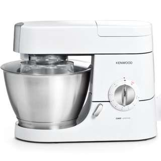 Kenwood Premier Chef KMC510 with lots of accessories in mint condition
