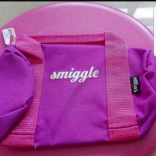 Brand New Smiggle Pouch cum Pencil Case