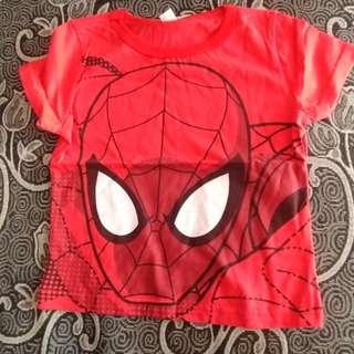Spiderman Baby Set