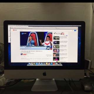 i5 21.5 inch iMac for sell