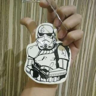 Typo Stormtrooper Name Tag