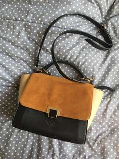 (never been used) not authentic celine 3 tone celine bag