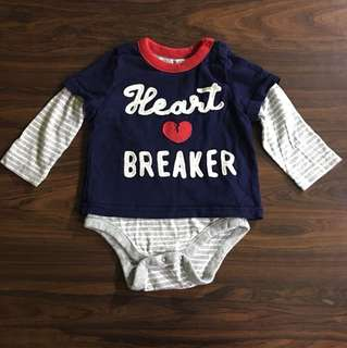 Baby Gap Onesies + Shirt in one